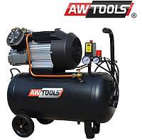 Компрессор AWTOOLS zva-50л В производительность 370/мин. бак 50л