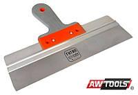 Шпатель стальной AWTOOLS 600/60мм