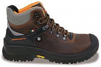 Ботинки из нубука BETA 7294tkk - размер 42