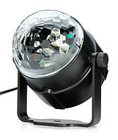 Дискошар мини LED Party Light