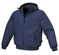 Куртка с капюшоном темно-синяя 7695 - размер l BETA