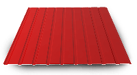 Профнастил ПС-7 0,30-0,50 matt, Pe