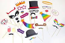 """Фотобутафория """"С Новым Годом"""", 29 предметов"""