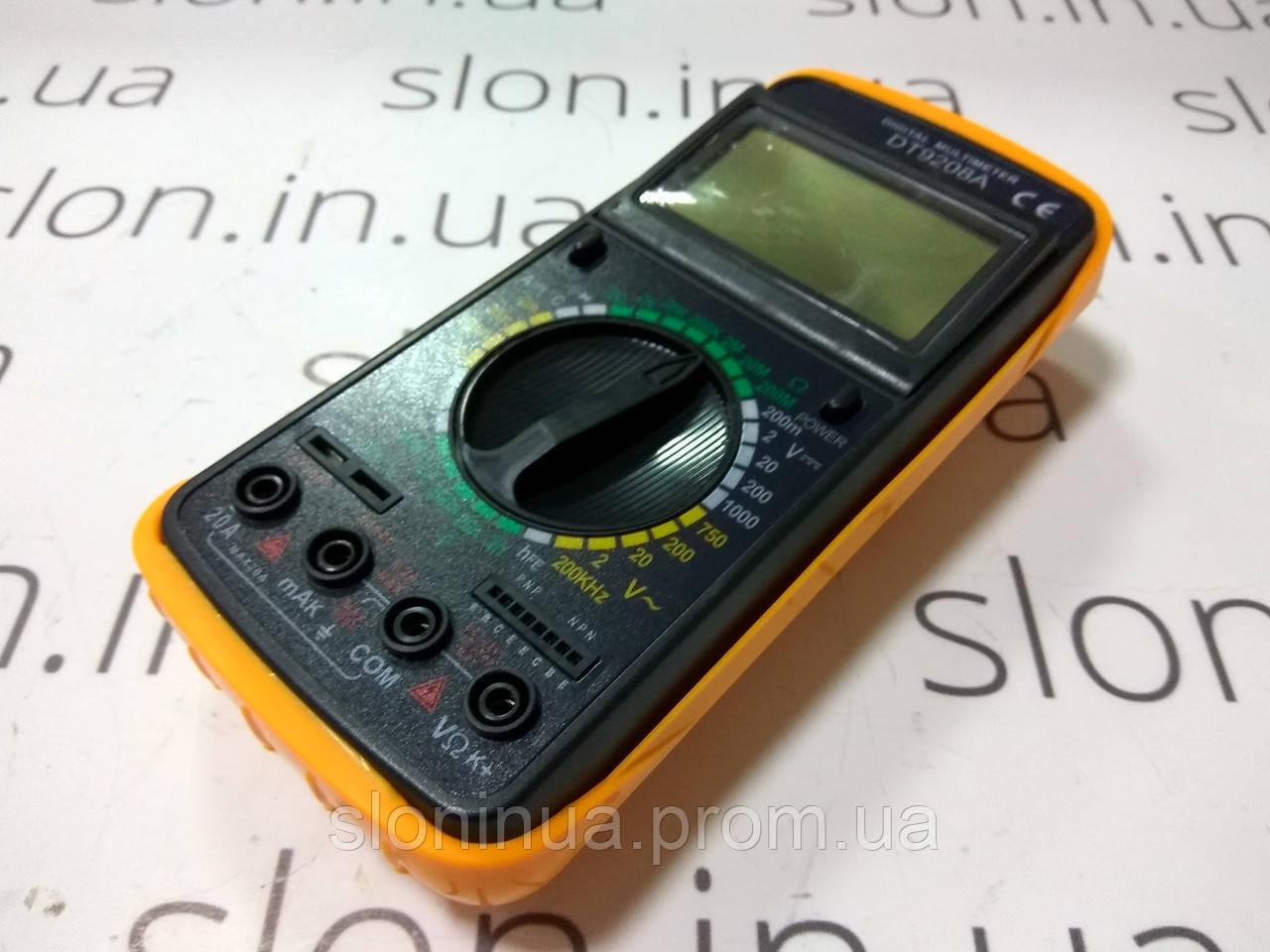 Мультиметр DT-9208А