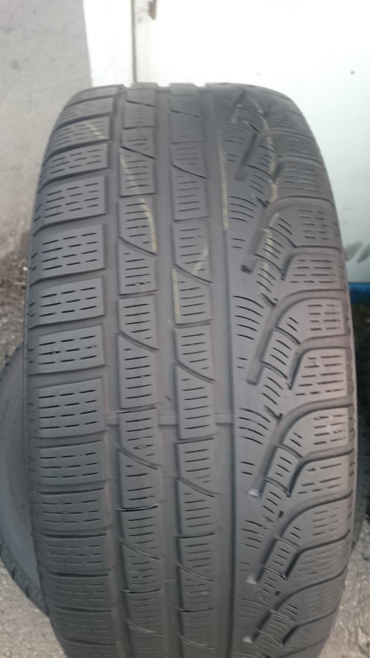 Шины б\у, зимние: 225/55R16 Pirelli Sottozero Winter 210