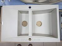 Гранитная мойка  Pyramis Sofline 510х790, фото 1