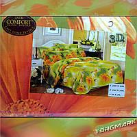 Комплект постельного белья Jack komfort 3D (200 х 210 см) евростандарт