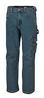 Брюки из джинса, размер xl BETA