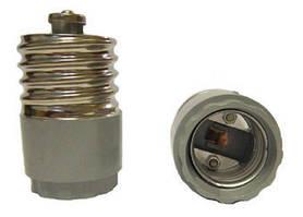 Переходник для ламп с цоколя Е27 на Е40