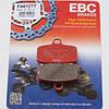Тормозные колодки EBC FA612TT