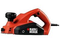 Рубанок Black&Decker 650 вт /82мм kw712