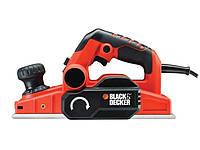 Рубанок Black&Decker 750 вт 82мм kw750k