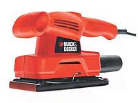 Шлифовальная машина Black&Decker ka300 135 вт