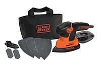 Шлифовальная машина Black&Decker многофункциональный 120Вт ka2000