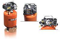 Компрессор Black&Decker безмасляный вертикальная 24л 1,5 км 8бар 180 л/мин