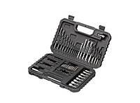 Набор принадлежностей для сверления и завинчивания 80шт. + чемодан Black&Decker Black&Decker