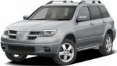 Коврики на Mitsubishi Outlancer (2003-2008)