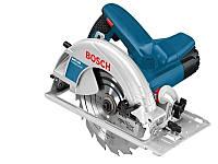 Пила Bosch gks 190 70мм 1400Вт в картонной коробке