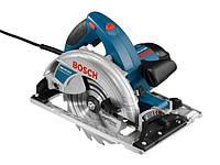 Пила Bosch gks 65 gce 1800 Вт 190мм + шина fsn1600 + l-boxx
