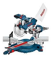 Пила торцовочная Bosch 1800 Вт gcm10sd