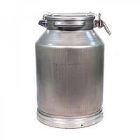 Бидон алюминиевый 40 литров цена новый