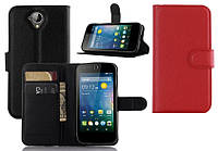 Чехол-бумажник для Acer Liquid z330