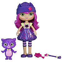 Литтл Чармерс-Кукла Хэйзел волшебница ее котенок Сэвен- Little Charmers, фото 1