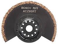 Сегментное пильное полотно hm-riff aшт. 85 rt 85 мм BOSCH