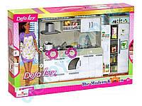 Детская кухня для Барби Дефа 6085