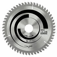 Пильный диск универсальный 165x2,4x30/20x42z BOSCH