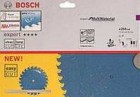 Пильный диск multimateria expert 254x30мм 80-зубцов BOSCH