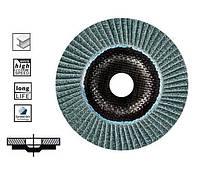 Лепестковый круг для металла x781 125мм, p 60,  BOSCH
