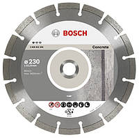 Алмазный отрезной диск 115x22 BOSCH