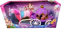 Карета с лошадью для куклы 686-70