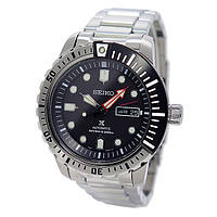 Часы Seiko Prospex SRP587K1 Automatic Diver's 4R36, фото 1