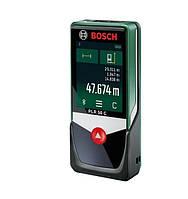 Дальномер plr50c, сенсорный экран BOSCH