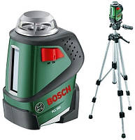 Лазерный перекрестный нивелир  pll 360 set BOSCH
