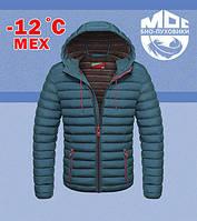 Теплая куртка размер 48 (М)