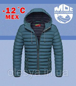 Куртка утепленная мехом MOC  размеры 52, 56