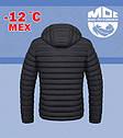 Куртка короткая с капюшоном MOC, фото 2