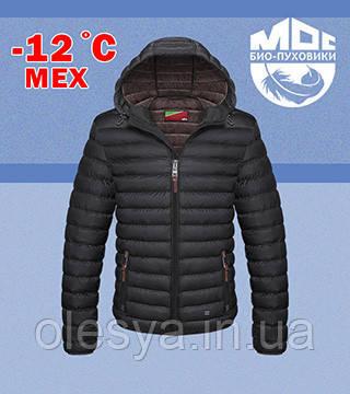 Куртка с теплым капюшоном