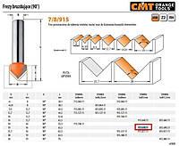 Фреза CMT hm d=19, и=16, а=90 s=12