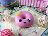 Милый пончик (мыло ручной работы)