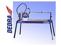Отрезной станок для плитки Dedra 250 мм 100см 1100Вт
