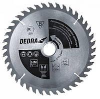 Пильный диск по дереву Dedra 350x30x60z
