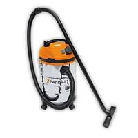 Пылесос для сухой и влажной уборки с розеткой для электроинструмента 1400Вт a065020 Pansam