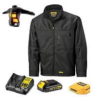 Куртка с подогревом Dewalt 1 x 1.5 xr li-ion, размер xl