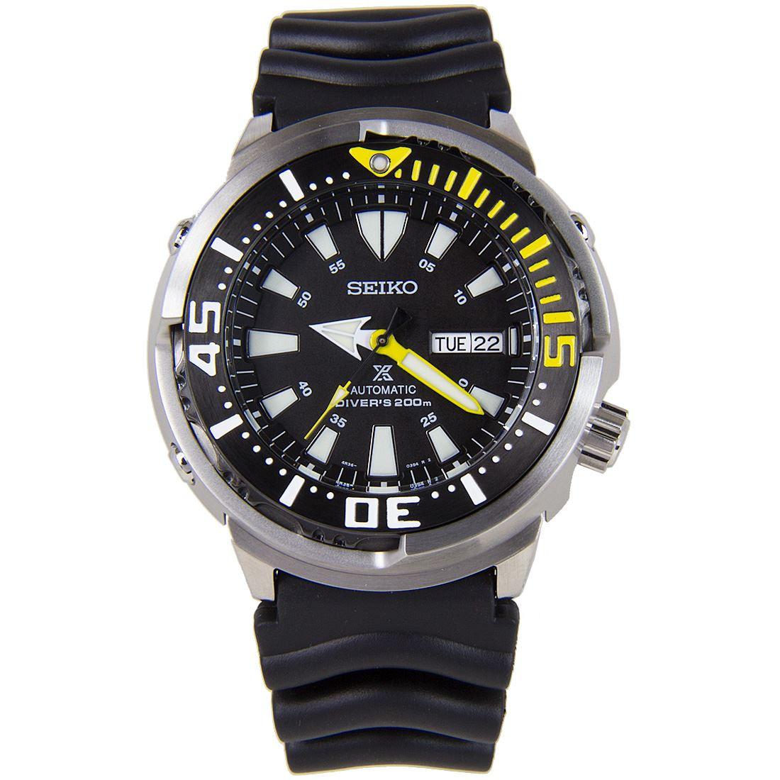 Часы Seiko Prospex SRP639K1 Automatic Diver's