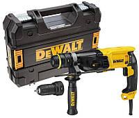Перфоратор  Dewalt  800 Вт 2,8 дж, 3-х функциональный + ручка + ствол