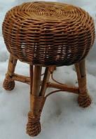 Пуфик- стуло плетеное